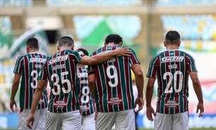 VÍDEO: Veja os gols da vitória do Fluminense sobre o Red Bull Bragantino