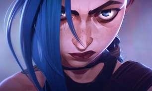 """Arcane: Beleza da animação digital impressiona no trailer da série de """"League of Legends"""""""