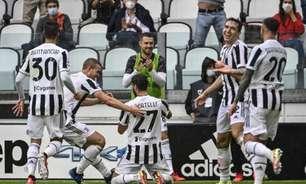 Juventus derrota Sampdoria e conquista segunda vitória seguida