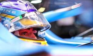 """Alonso aceita sexto lugar, mas diz que merecia pódio """"por mérito"""" no GP da Rússia"""