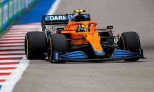 Confira voltas mais rápidas de cada piloto no GP da Rússia, 15ª etapa da F1 2021