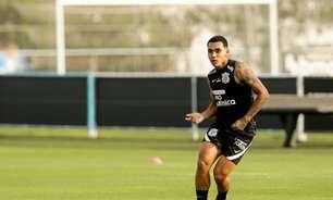 Após estreia em Dérbis, Du Queiroz celebra vitória do Corinthians: 'Merecemos muito'