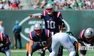 Patriots x Saints: New England quer seguir nos trilhos e encara rival 'ferido' após passeio; onde ver e aposta
