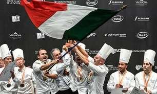 Itália conquista Campeonato Mundial de Confeitaria