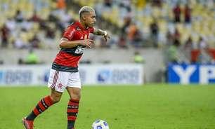 Matheuzinho desfalca o Flamengo na próxima rodada do Brasileirão