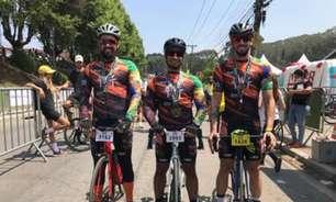 Fã de ciclismo, KondZilla rouba a cena no Tour de France brasileiro