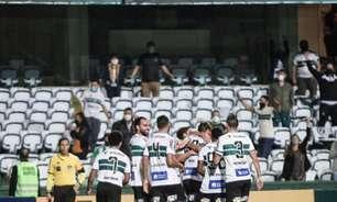 No Couto Pereira, Coritiba vence o Guarani e dispara na liderança da Série B