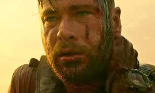 """Chris Hemsworth é duro de matar no teaser de """"Resgate 2"""""""