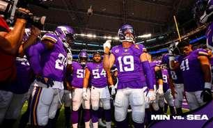 Vikings vence Seattle, derruba tabu e conquista primeira vitória na temporada