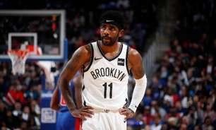Astro da NBA, Kyrie Irving recusa vacina contra Covid-19 por acreditar em suposto plano satânico