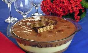 Torta Bis® com sorvete para surpreender na sobremesa