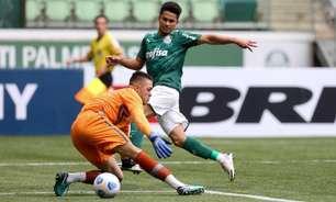 Palmeiras empata com Cruzeiro e encaminha classificação no Campeonato Brasileiro Sub-20