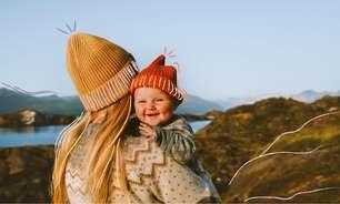 10 nomes de bebê para celebrar o espírito aventureiro da família