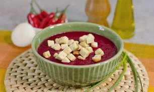 Receitas de sopa de beterraba para uma refeição saudável