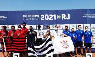 Com quatro ouros, Atleta olímpico Lucas Verthein é destaque do Brasileiro de Remo