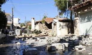Terremoto na ilha grega de Creta deixa ao menos 1 morto