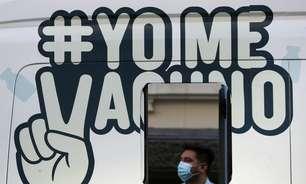 Chile começa a vacinar crianças a partir de 6 anos contra a Covid-19