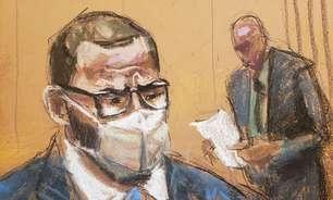 Cantor R. Kelly é condenado por tráfico sexual de menores
