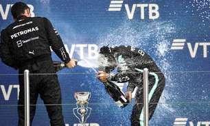 Hamilton vence após drama de Norris: os melhores momentos do GP da Rússia