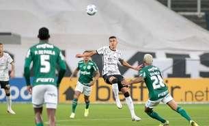 Aposta de Sylvinho, Cantillo se destaca no Dérbi e pode ganhar mais chances no Corinthians