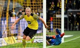 Dirigente do Dortmund revela qual clube seduz Haaland