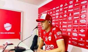 Hoje no Vila Nova-GO, Xandão espera grande sequência do Tigrão na Série B do Campeonato Brasileiro