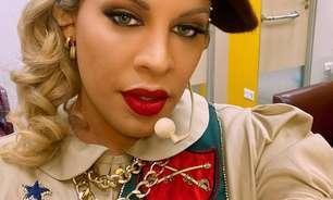 'Show dos Famosos': Gloria Groove foi Fergie, Fiuk tocou Raul e Margareth Menezes fez Laolwa Braz