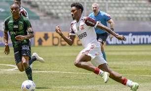 Cabeça em outro lugar? Flamengo volta a tropeçar às vésperas de um mata-mata pela Copa Libertadores