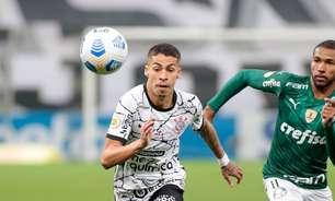 Feliz com reforços, Sylvinho se empolga com jovens da base do Corinthians: 'Meus olhos brilham'