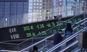 Ações de Xangai recuam em meio a crise de energia na China