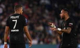 Relembre: Neymar e Mbappé já comentaram sobre amizade e parceria no Paris Saint-Germain