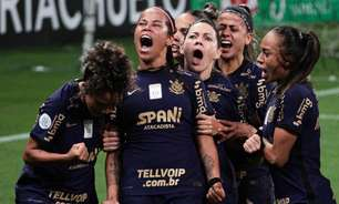 Corinthians conquista o Tri do Brasileirão Feminino