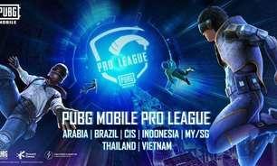 Finais da PUBG Mobile Pro League acontecem neste fim de semana