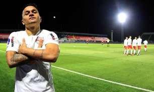 Bragantino encerra a preparação para 'decisão' na Sul-Americana