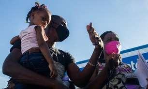 Crise migratória: 'Andei por 2 meses e atravessei um continente para chegar aos EUA'