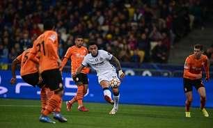 Internazionale empata com Shakhtar e segue sem vencer na Liga dos Campeões