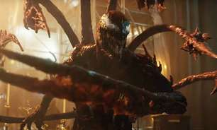 """Cena da continuação de """"Venom"""" mostra criação do vilão Carnificina"""