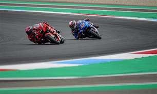 """Rins vê Ducati """"cinco passos à frente"""" da Suzuki na MotoGP em 2021: """"São melhores que nós"""""""