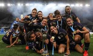 Desde 2018, conquistas do time feminino do Corinthians representam só 2,5% do valor de um ano sem títulos do masculino