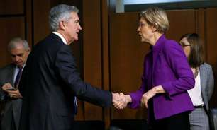 "Senadora democrata chama Powell de ""homem perigoso"" para liderar Fed"