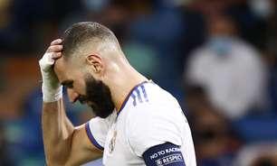 Real leva gol no fim e perde de time da Moldávia em Madri