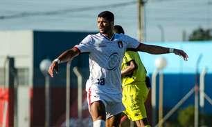 Atacante comemora bom momento e classificação do União Suzano à segunda fase da Série B do Paulistão