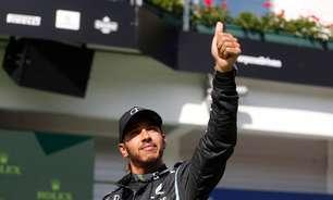 """Hamilton fica intrigado sobre nunca ter ido para Ferrari: """"Jamais vou saber o por quê"""""""