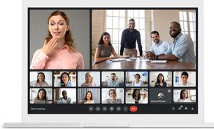 Google Meet começa a liberar legendas com tradução ao vivo em português