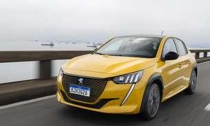 Peugeot lança e-208 e diz que vai ser a marca dos elétricos