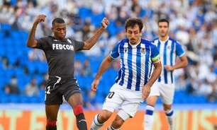 Jean Lucas celebra estreia na Europa League atuando pelo Monaco