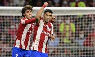 Atlético vence o Barcelona e iguala a pontuação do Real