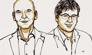 Nobel de Química premia criadores de ferramenta de moléculas