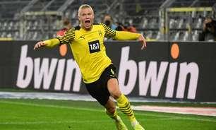 Haaland não pretende permanecer no Borussia Dortmund