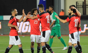 Egito e Líbia duelam por liderança do Grupo F das Eliminatórias Africanas